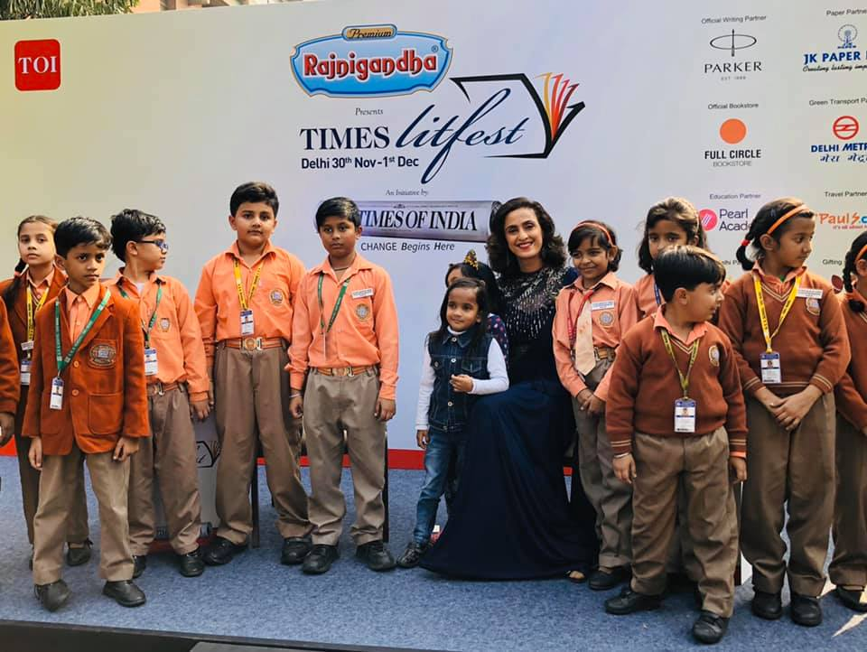 Reading at Times LitFest 2019